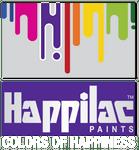 happilac paints logo
